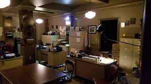 image beacon sheriff station interior teen wolf set visit