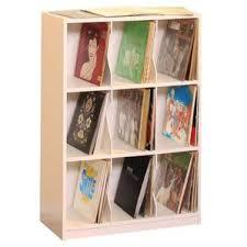 Vinyl Record Bookcase Vinyl Record Shelf Wayfair