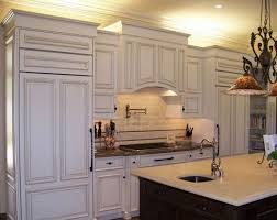 Kitchen Cabinet Moldings Make Kitchen Cabinet Molding Without Soffit House Exterior And