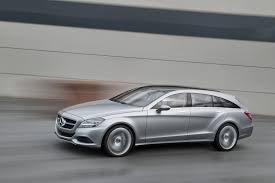 mercedes benz confirms production of the cls shooting brake the
