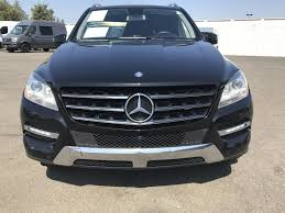 pre owned mercedes suv certified pre owned 2014 mercedes m class ml 350 suv in
