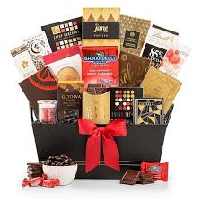 gift baskets for clients the ritz gift basket client gifts arttowngifts
