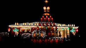 glenview lights massive christmas blowmold tree 2011 youtube