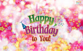 pretty and wonderful birthday wishes to make your dear
