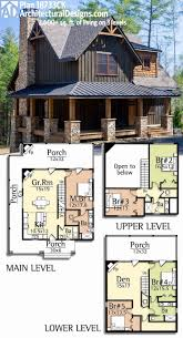 3 bedroom cabin plans small lake house plans beautiful 3 bedroom small sloping lot lake