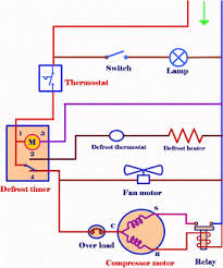 typical defrost timer wiring diagram uk whitegoods bull view topic