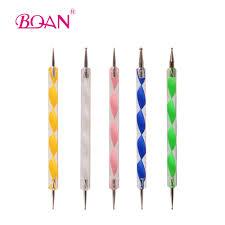 nail dotting pen set 20 sets 5 x 2 ways nail art tool dot kit free