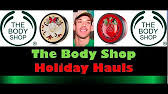 the body shop black friday the body shop black friday 2016 huge haul gift bag w purchase body