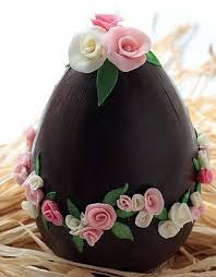 Easter Eggs Decorated With Fondant by Diy Chocolate Easter Eggs Interior Design Ideas Avso Org