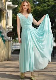 Light Blue Chiffon Dress Light Blue Plain Sleeveless Chiffon Maxi Dress Dresses