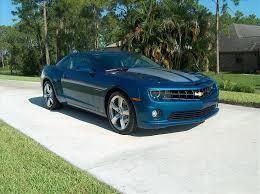 aqua blue camaro aqua blue metallic with silver so gm says hockey stripes