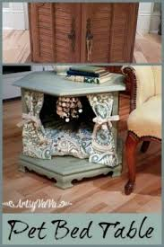 How To Make End Tables With Drawers by Dog End Table Foter