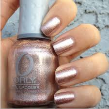20 off other rose gold sparkly nail polish
