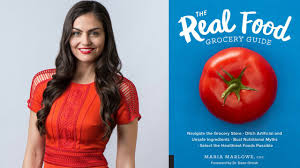 new book u0027the real food grocery guide u0027 clears up confusion around
