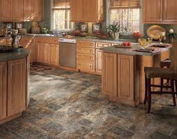 cheap kitchen floor ideas 44 best honey oak cabinets and floors images on