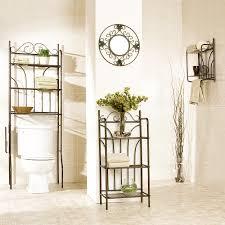 Bathroom Collections Furniture Amazon Com Southern Enterprises 3 Piece Bath Storage Set Rubbed