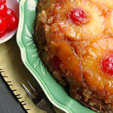 pineapple upside down cake lost recipes found