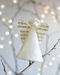 angel christmas tree topper handmade angel christmas tree topper by rastall and daughters