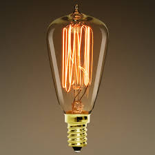 antique light bulb fixtures 25 watt vintage antique light bulb st38