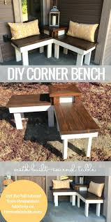 Dining Set With Bench Corner Dining Set Plans Corner Dining Set White Corner Bench