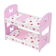 18 Inch Doll Bunk Bed Doll Furniture For 18 Inch Dolls Roselawnlutheran