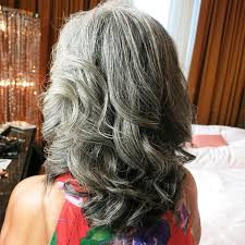 over 60 which shoo best for highlighted hair the 25 best long gray hair ideas on pinterest can grey hair go