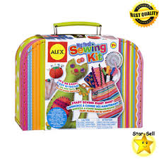 kid craft kits my sewing kit kids craft set children sewing accessories