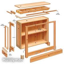 Free Built In Bookcase Woodworking Plans by How To Build A Bookshelf Family Handyman