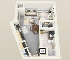 Studio Apartment Design Plans 400 Sq Ft Layout With A Creative Floor Plan Actual Studio