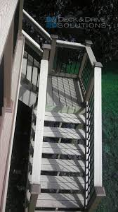 deck resurface with timbertech composite decking and railing des