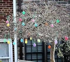 Decorations Outside Outdoor Easter Decorations Decoration For Indoor And Outdoor