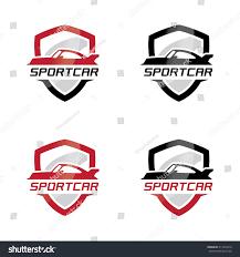 sports car logos sport car emblem logo stock vector 417027610 shutterstock