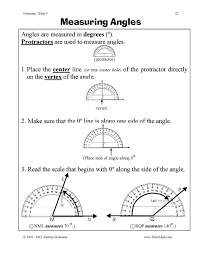 Roman Numerals Worksheet Geometry For 4th Graders Boxfirepress