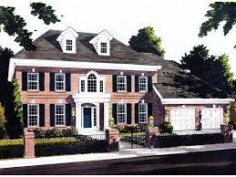 georgian colonial house plans georgian colonial house georgian home plans at eplans colonial