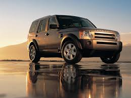 jeep land rover land rover discovery iii 2 7 tdi 190 ag techniniai automobilio