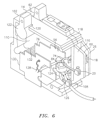 patent us6239962 arc fault circuit breaker google patents