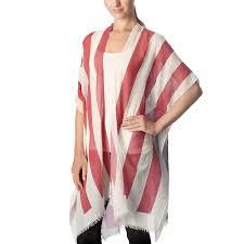 Usa Flag Cape American Flag Poncho Cape Poncho Wrap Wraps