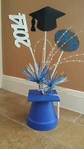 Homemade Graduation Party Centerpieces by Graduation Centerpieces For Tables Homemade Home Table Decoration