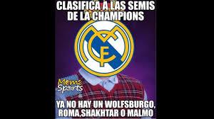 Memes De La Chions League - chions league divertidos memes calientan el sorteo de semifinales
