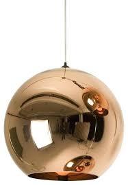 Contemporary Pendant Lighting Fixtures New Copper Pendant Light Fixtures Mirror Pendant L Copper