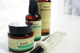 review klairs rich moist soothing serum serum