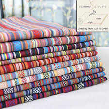 Buy Home Decor Fabric Online Online Buy Wholesale Striped Upholstery Fabric From China Striped