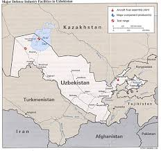 Bishkek Map Uzbekistan Maps Perry Castañeda Map Collection Ut Library Online
