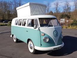 1964 Volkswagen Camper Mathewsons