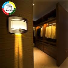 interior motion sensor light coversage led motion sensor night lights for home luminaria ceiling