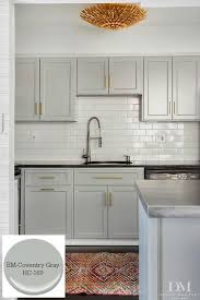 how to paint kitchen cabinets a burst of beautiful our picks 10 timeless grays for the kitchen benjamin moore