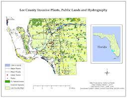 Map Of Lee County Florida by Kathy Joy U0027s Gis Blog