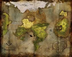 Fantasy Maps Fantasy Map By Amir Creations On Deviantart