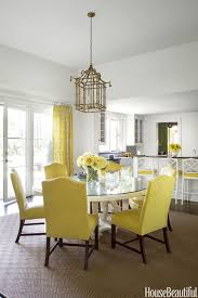 House Beautiful Dining Rooms by A Long Island Home With Lots Of Color Colorful Home Ideas