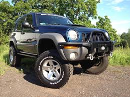 jeep liberty limited lifted blue jeep liberty lifted image 214